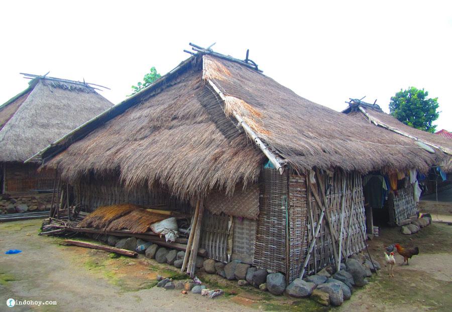 lombok Segenter traditional Village
