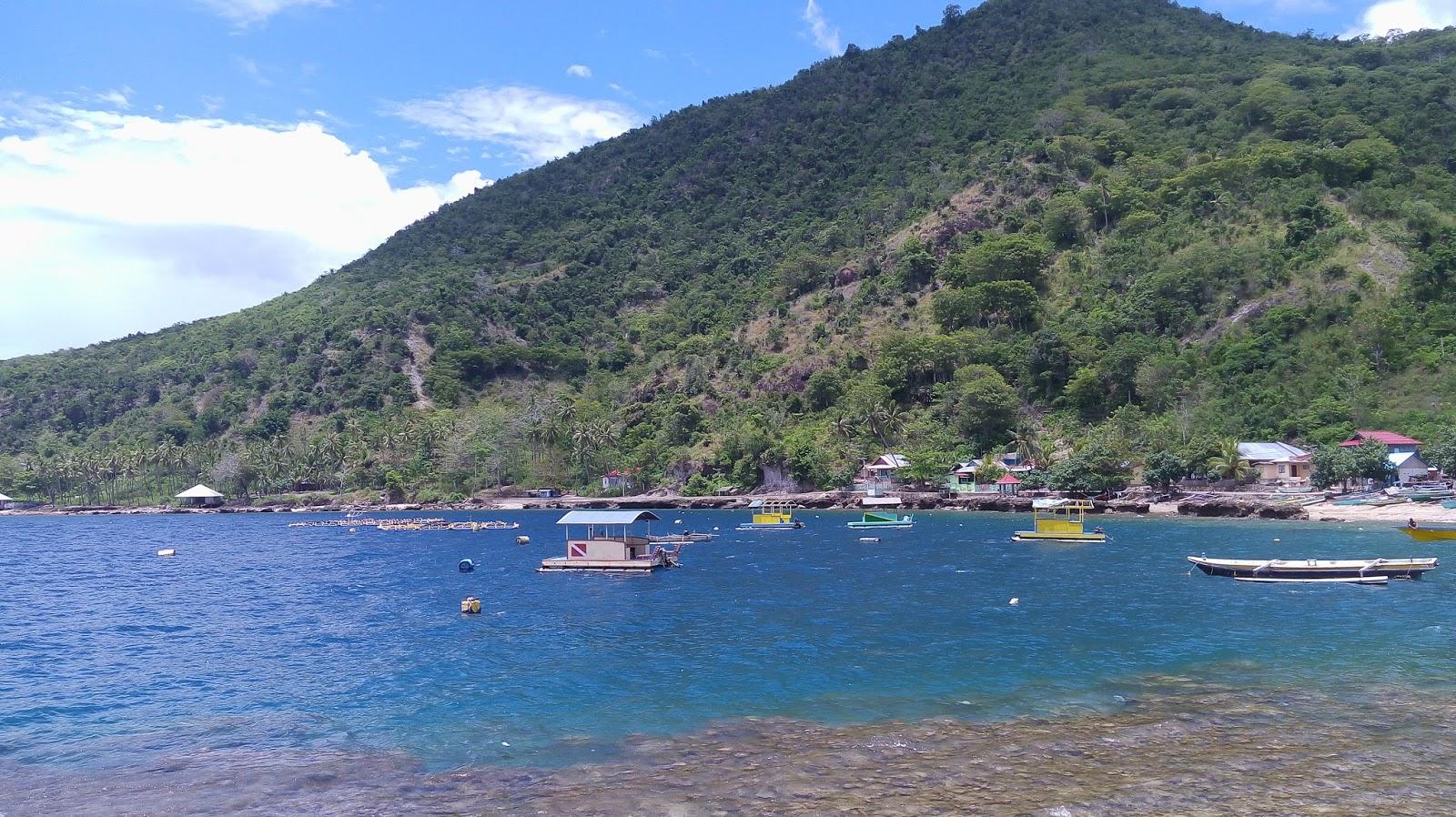 olele marine park in south coast of gorontalo