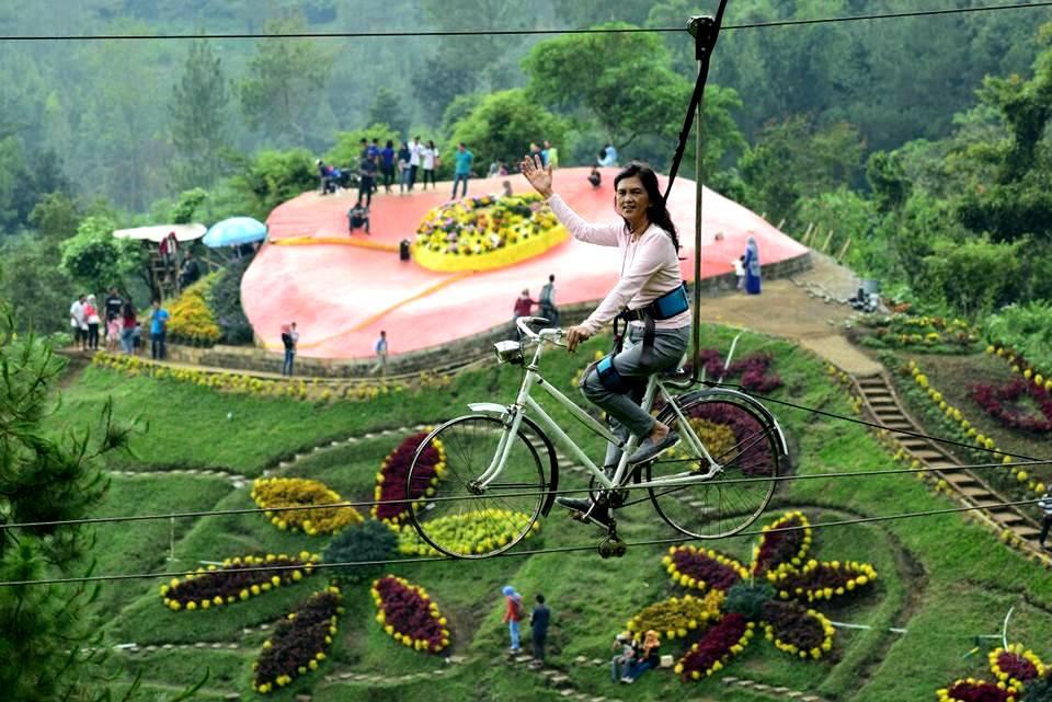 to do sky cycling at coban rais