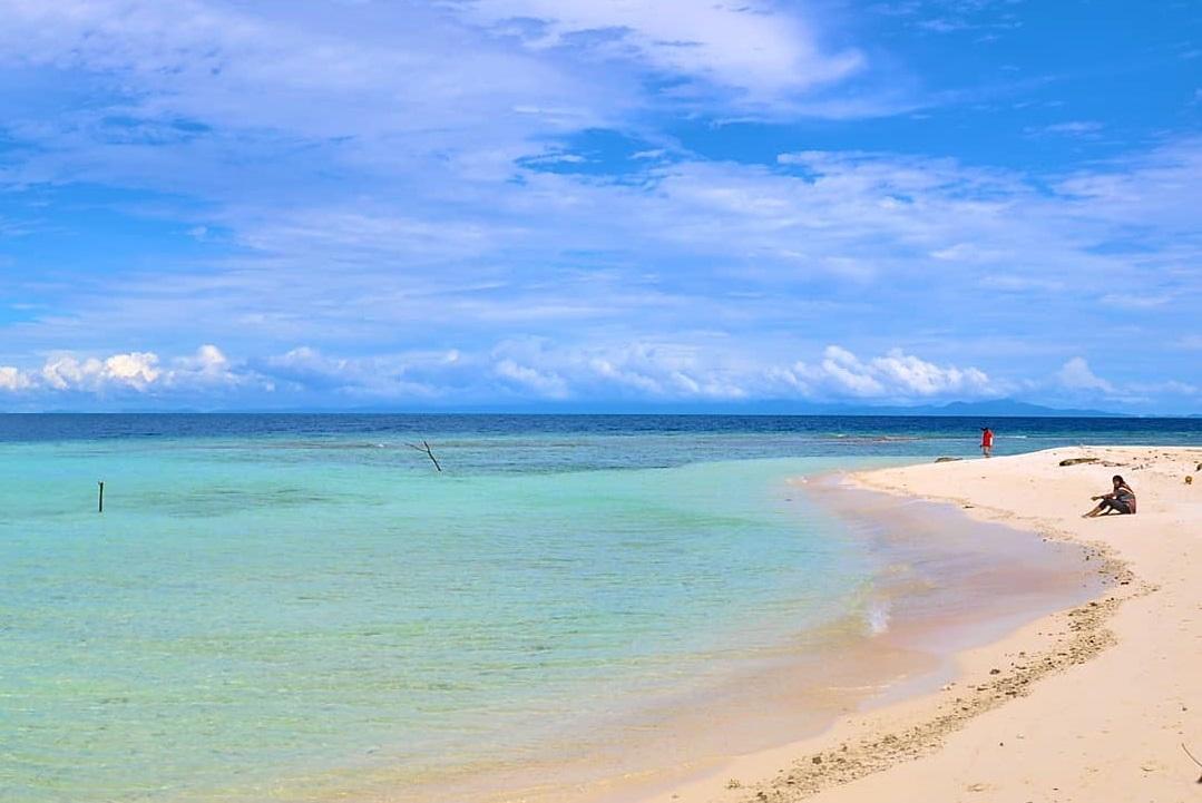 yaben beach in raja ampat