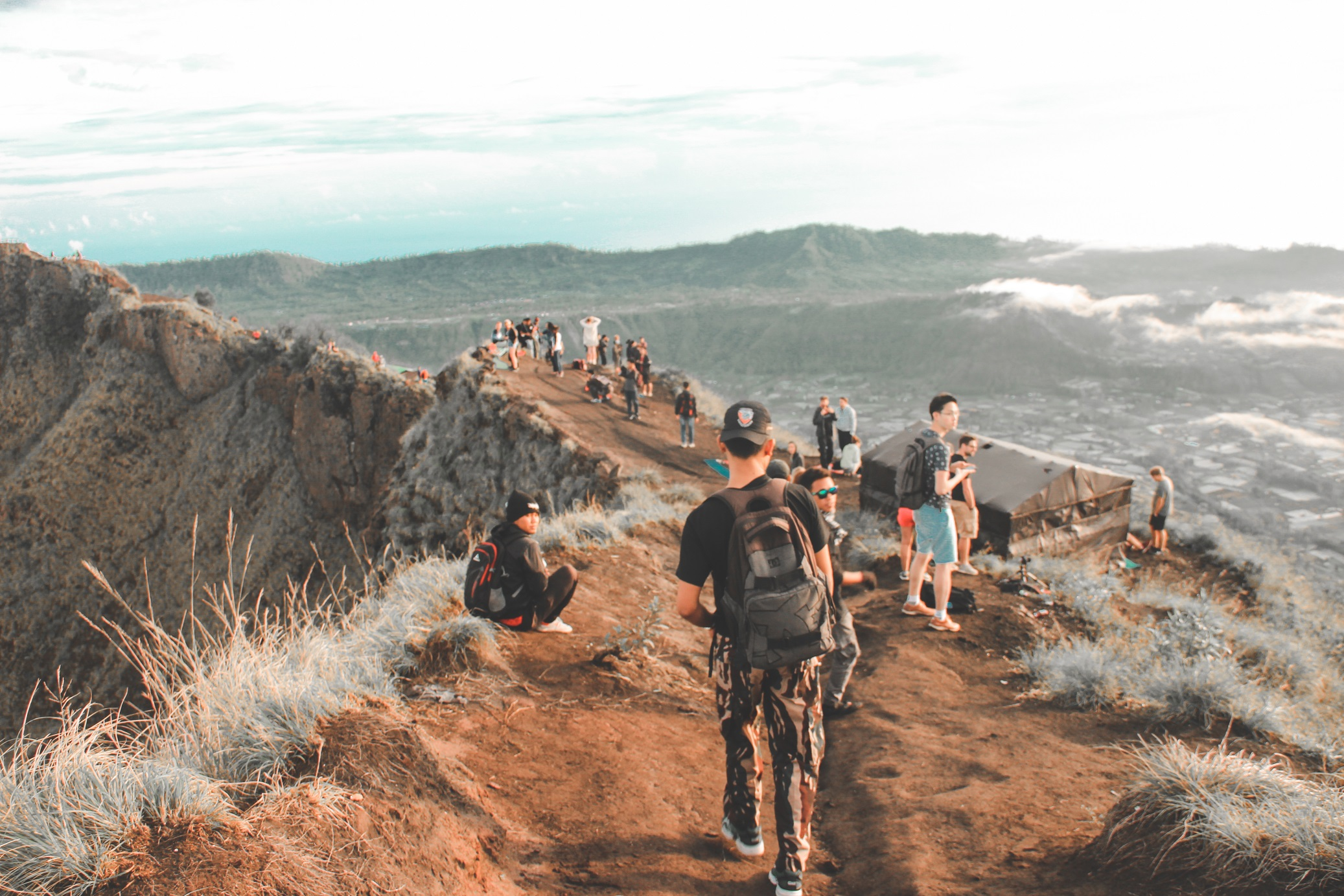 Mount Batur Hiking Trail