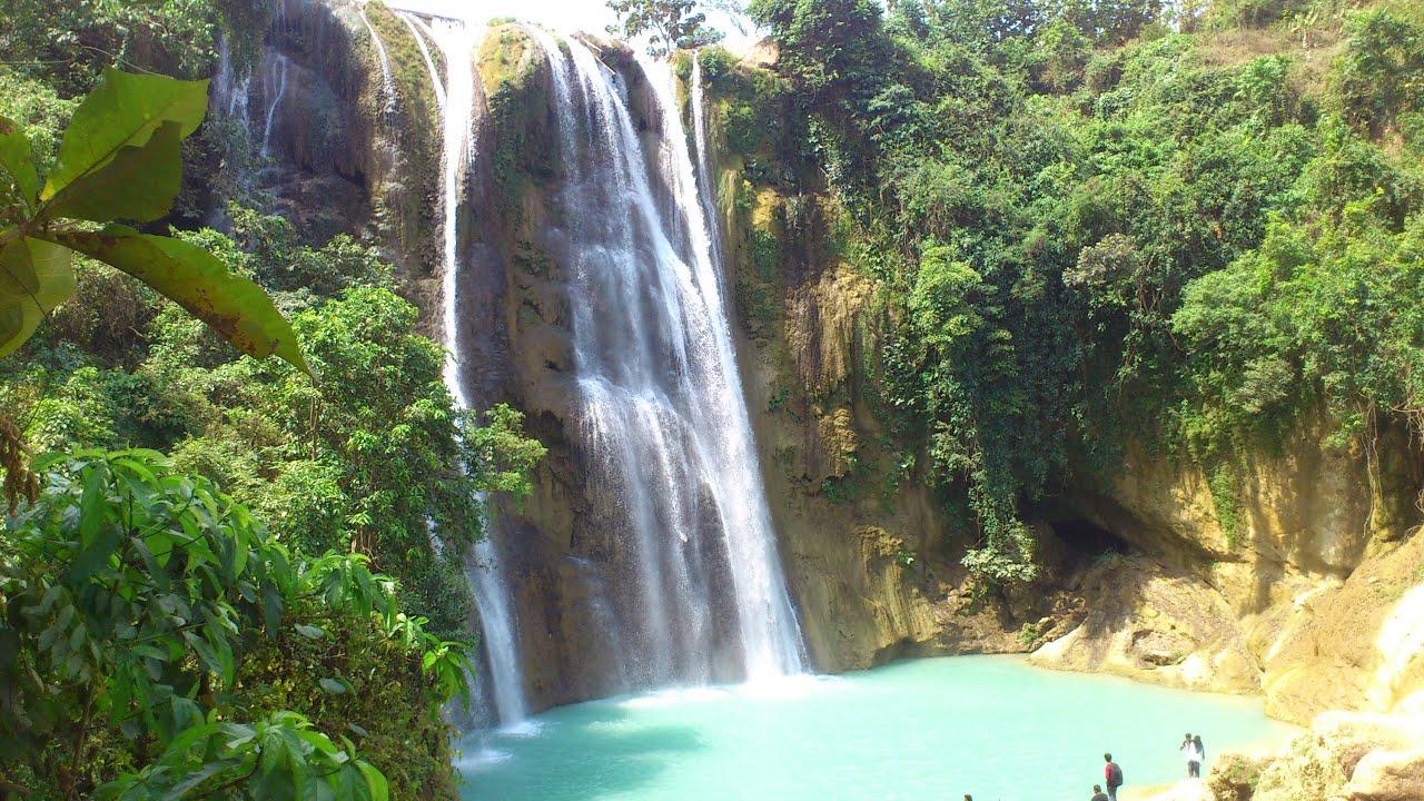 Nglirip Waterfall in East Java