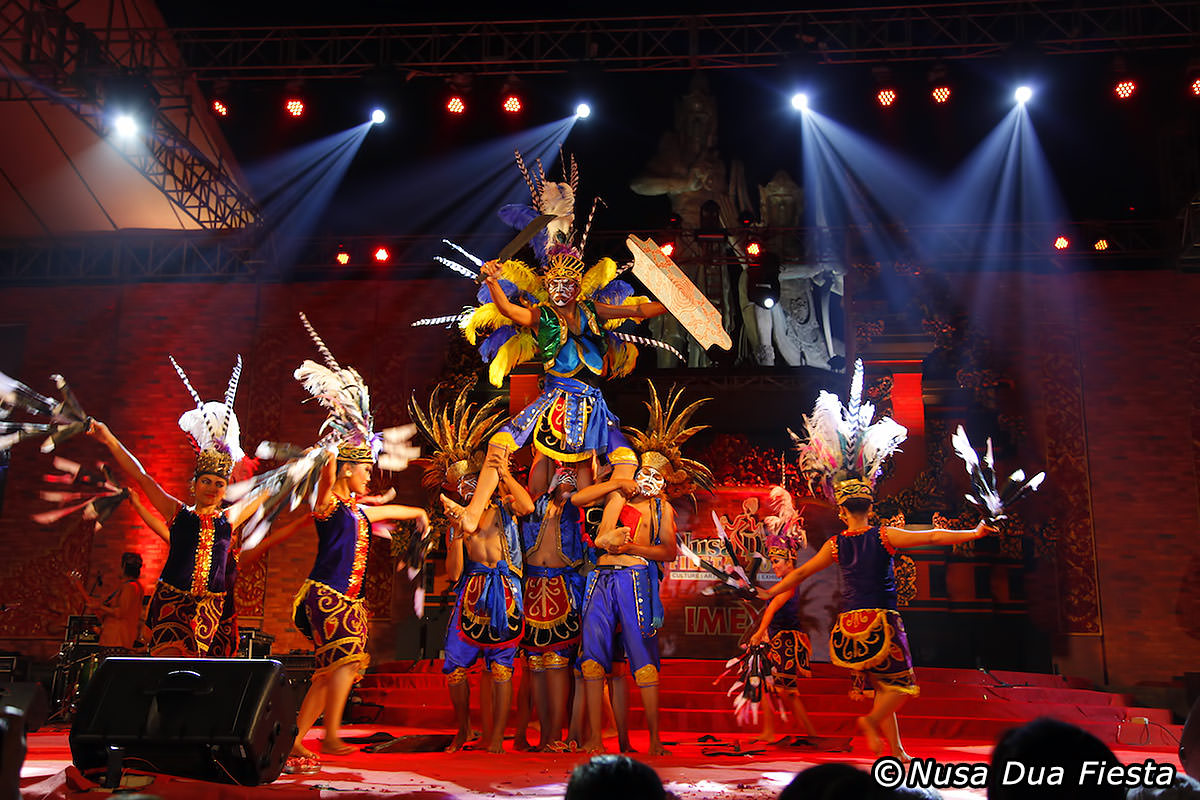 The Enchanting Nusa Dua Fiesta 2019 in Bali