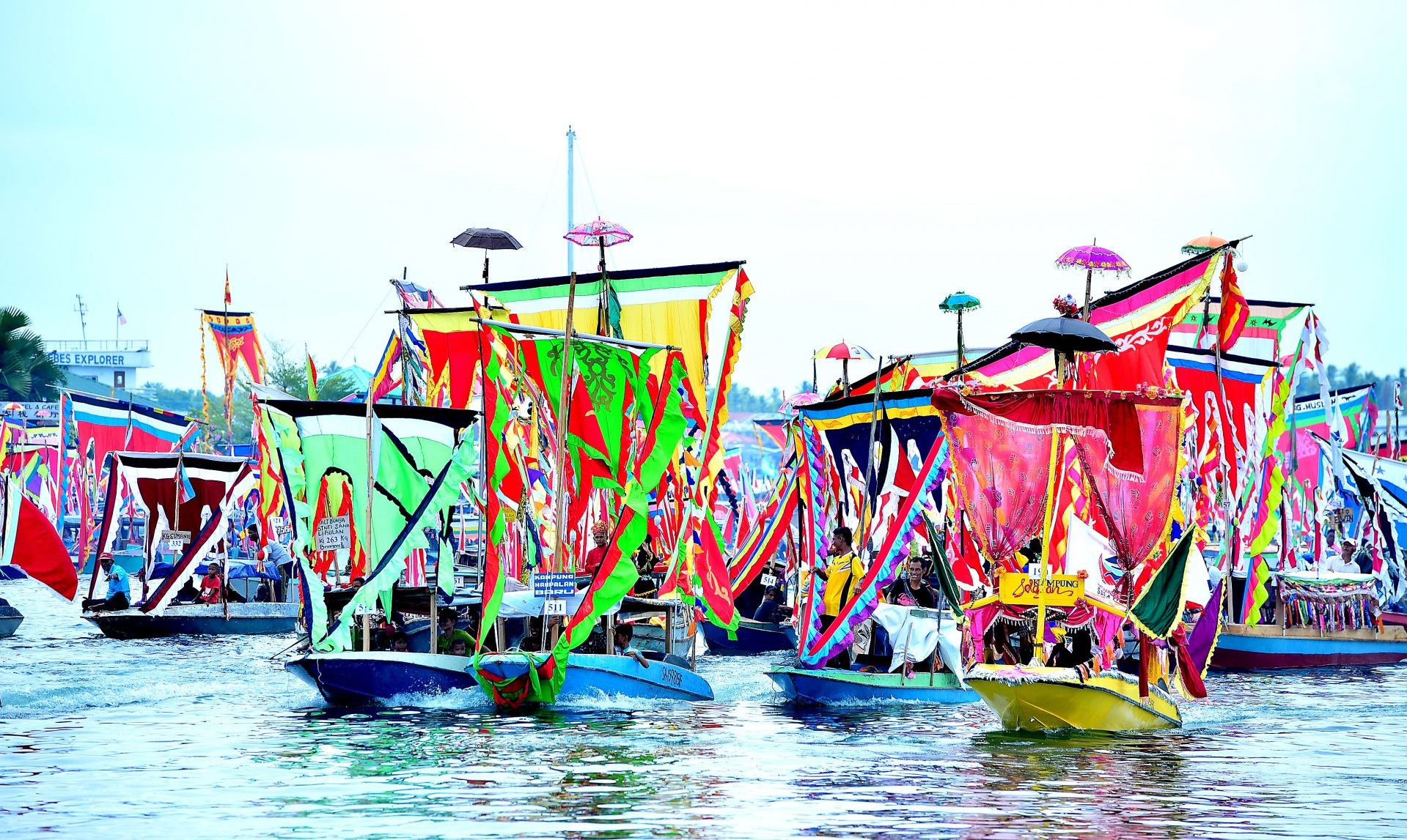 art and culture of bajau tribe