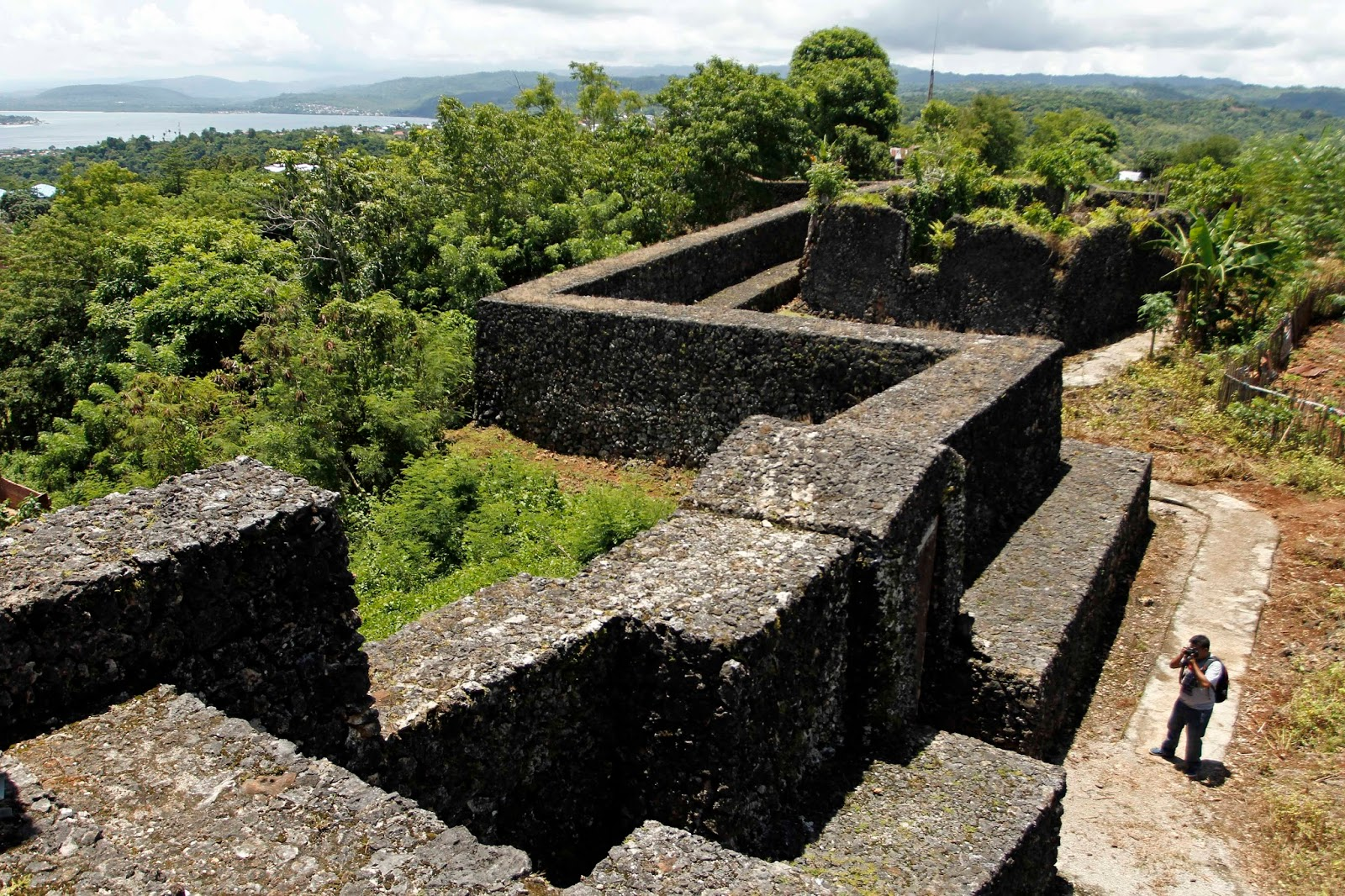 fortress of keraton buton