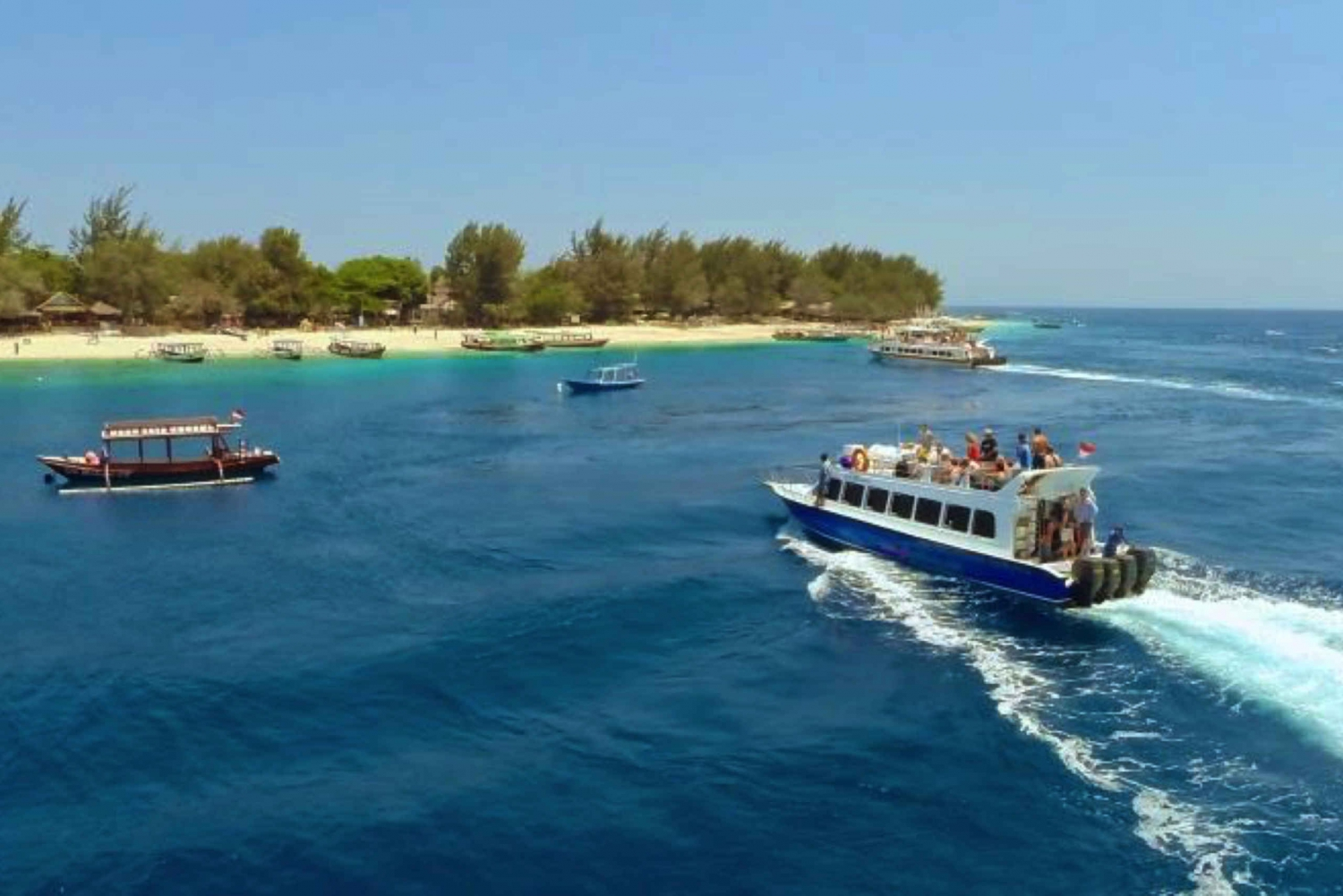 gili gede route from mataram