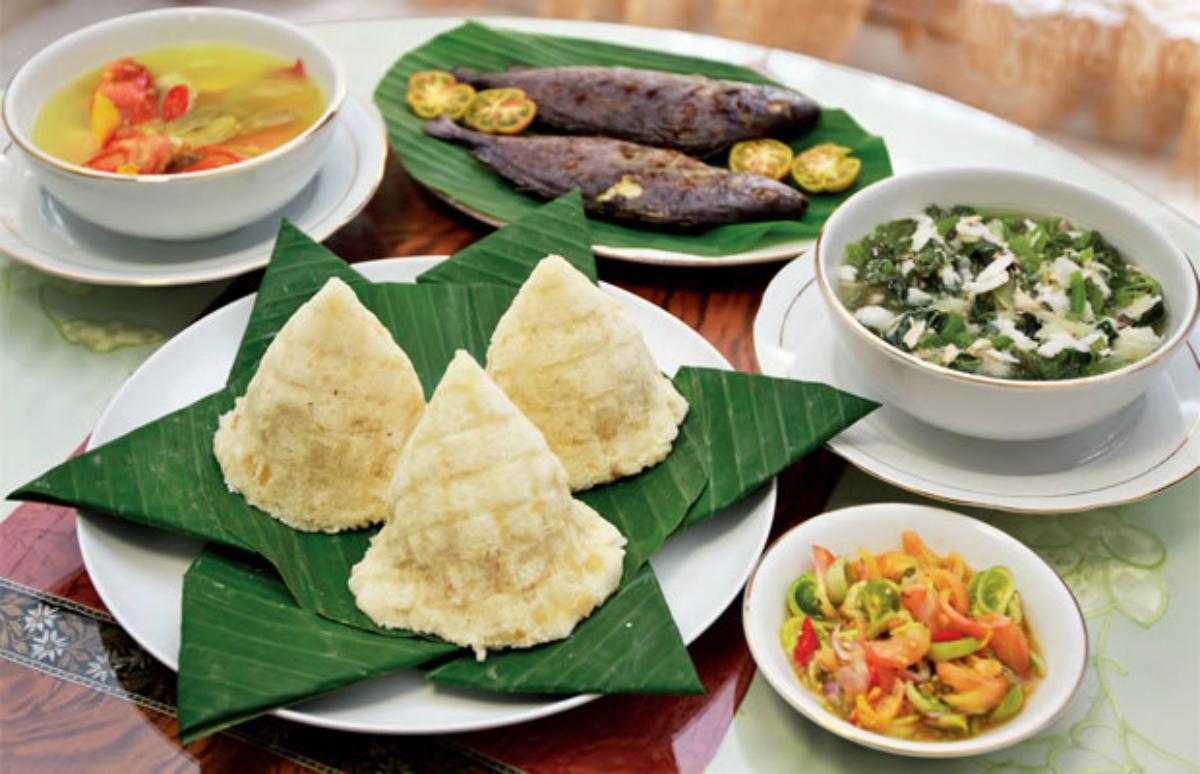 kasuamy culinary from buton kendari