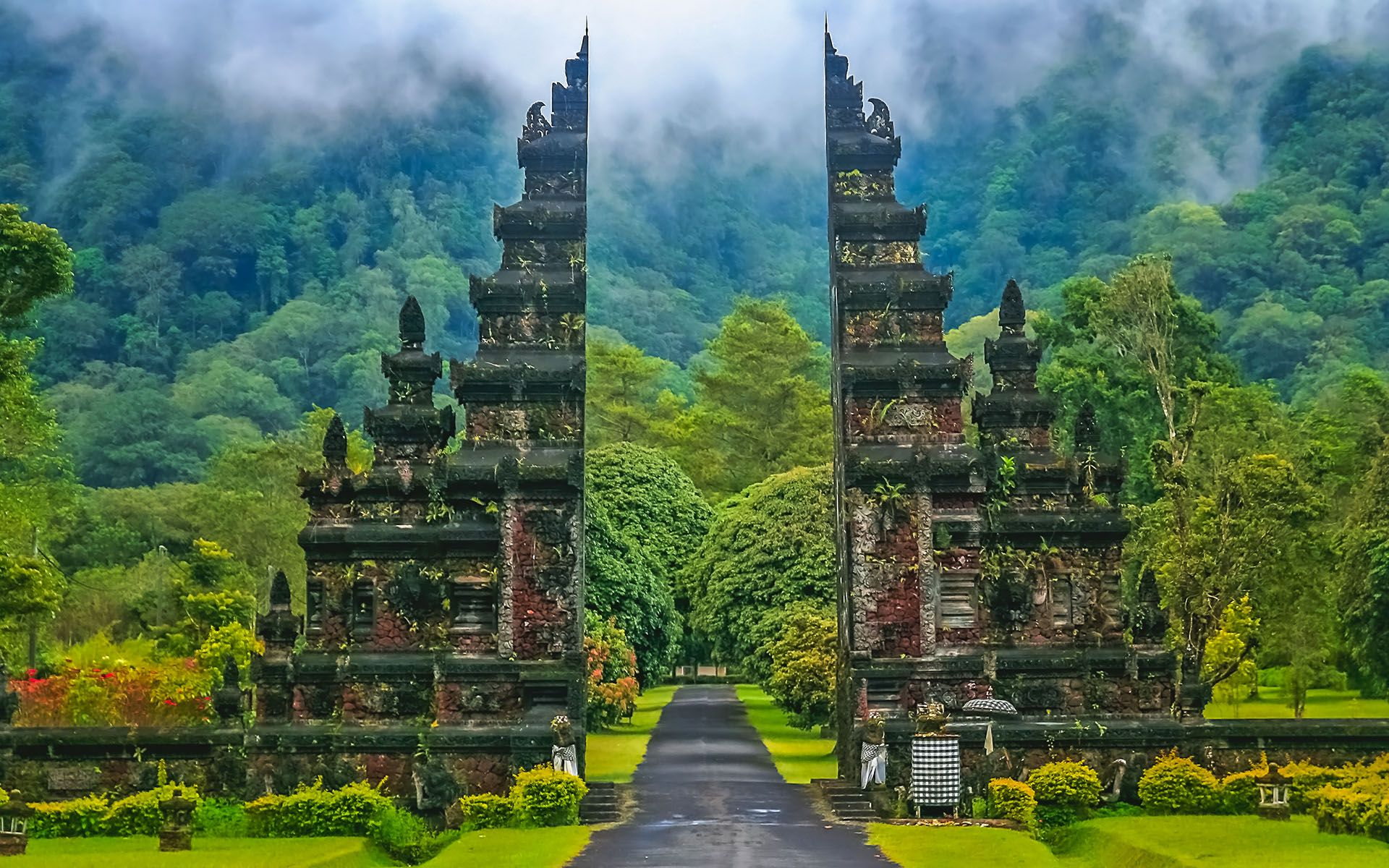 the authentic bali holiday