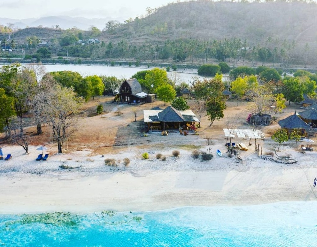 things to do in gili gede sekotong