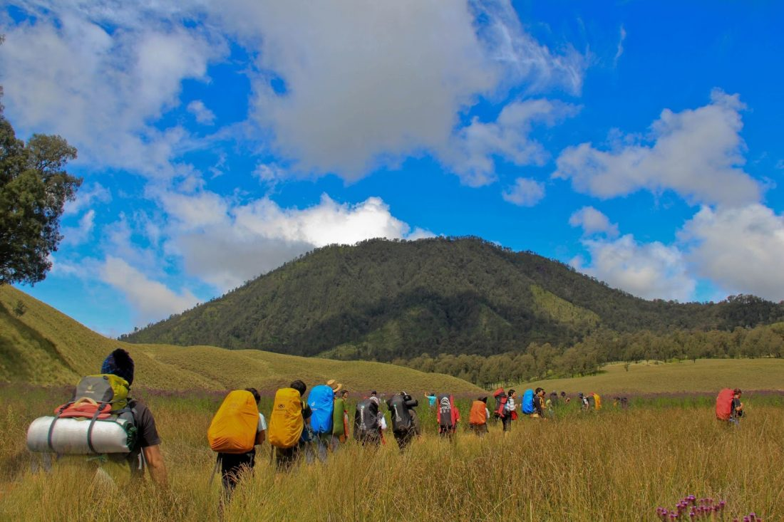 tips before climbing semeru mountain