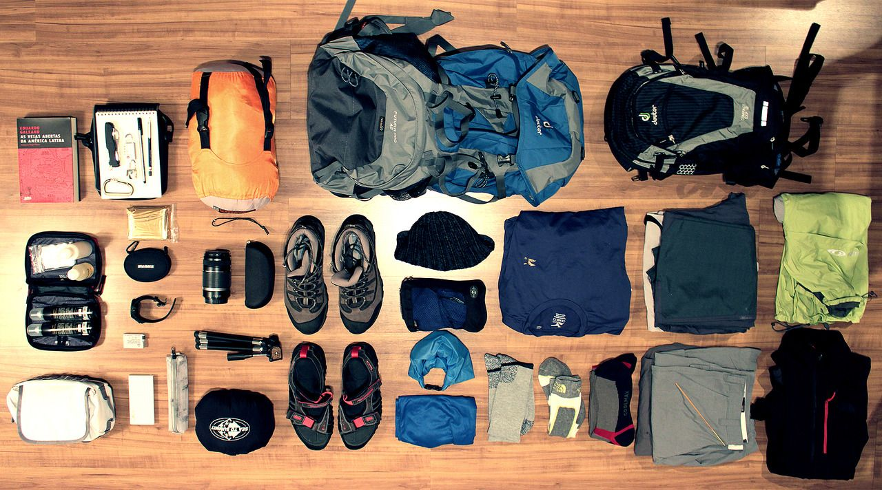 trekking gear you need to prepare