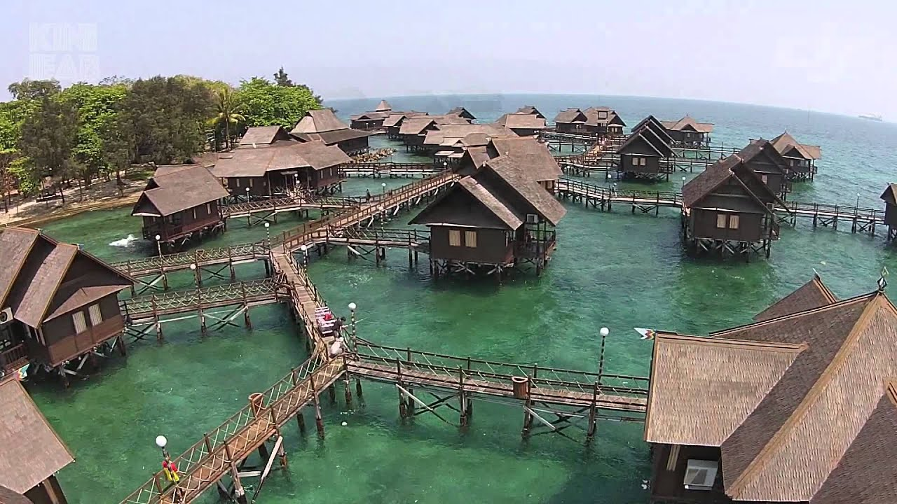Pulau Ayer Resort & Cottages in thousand island