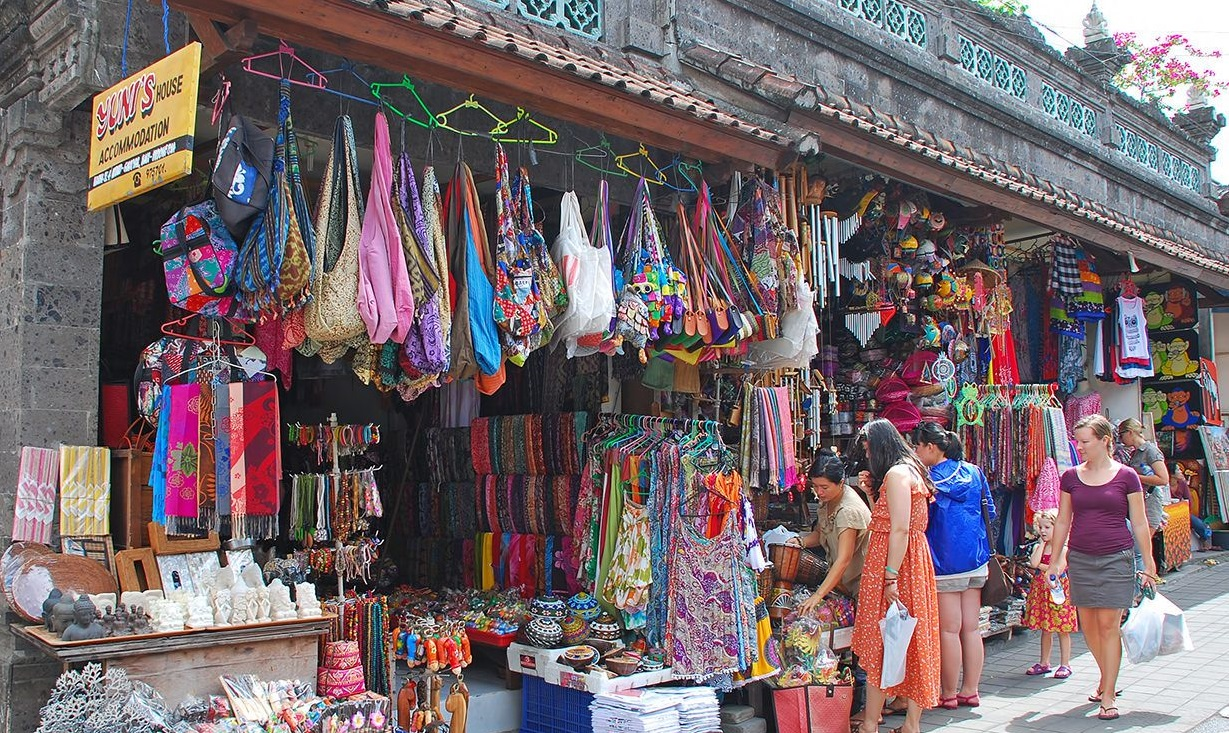 bali traditional market for cheap price