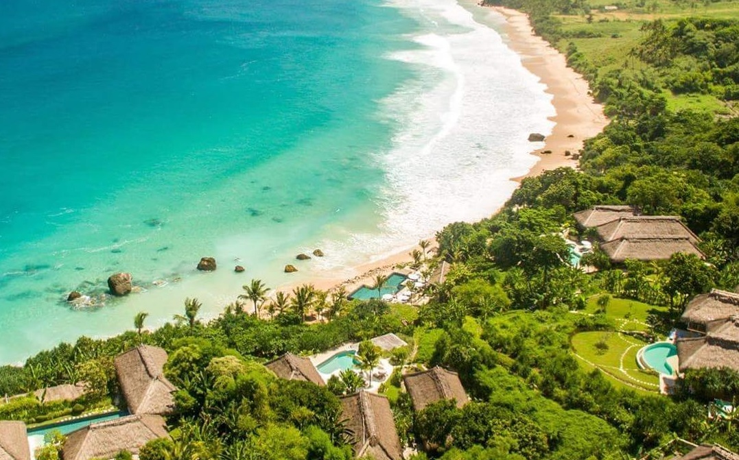 best private hotel is the nihi sumba resort
