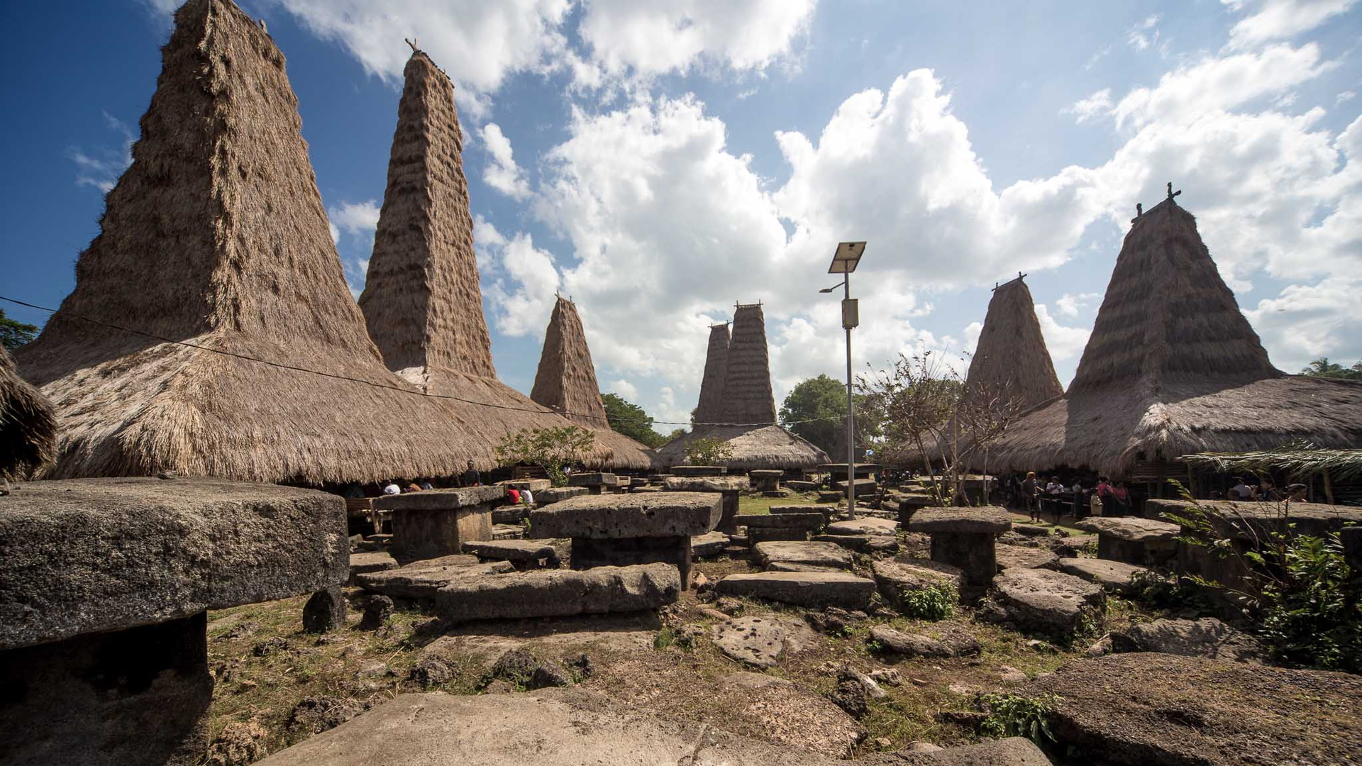 explore sumba traditional village