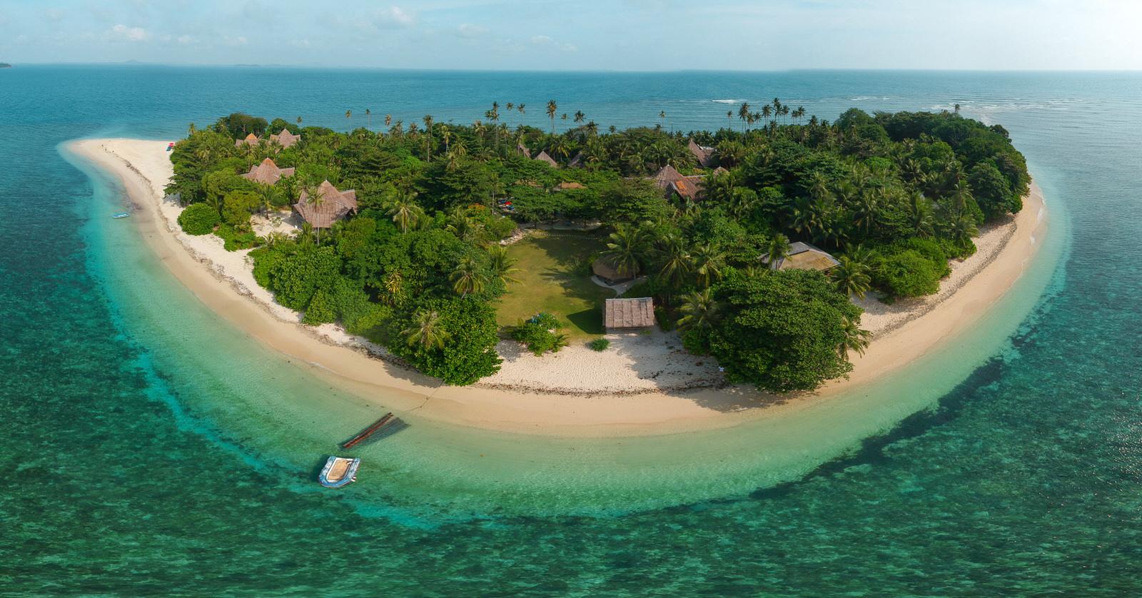 pulau joyo is a private island
