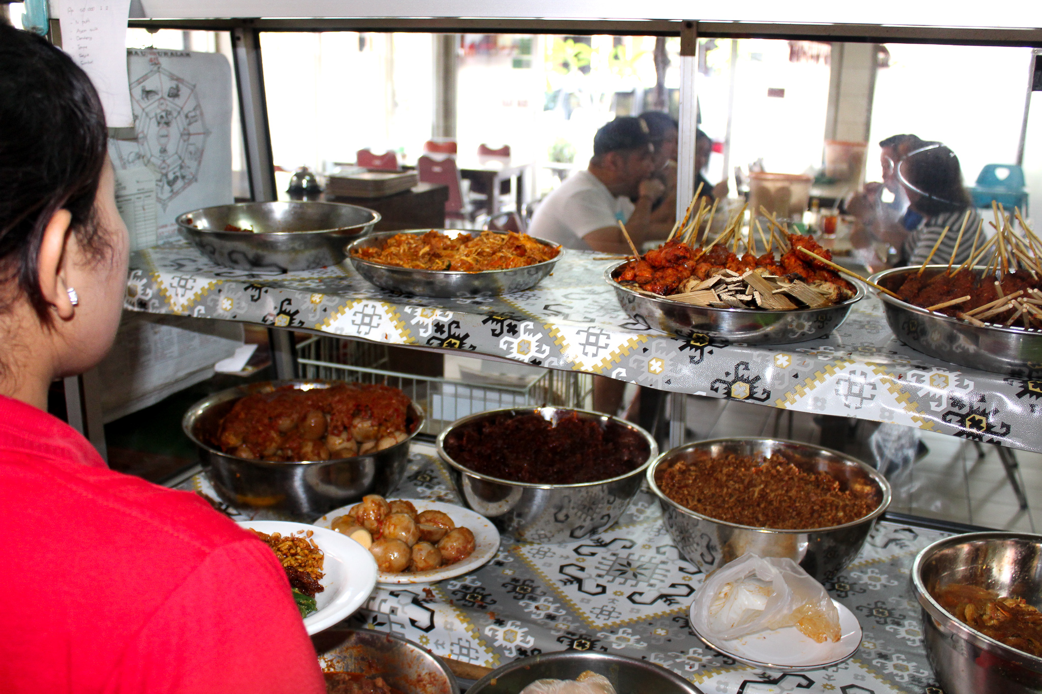 street foods in bali for good price