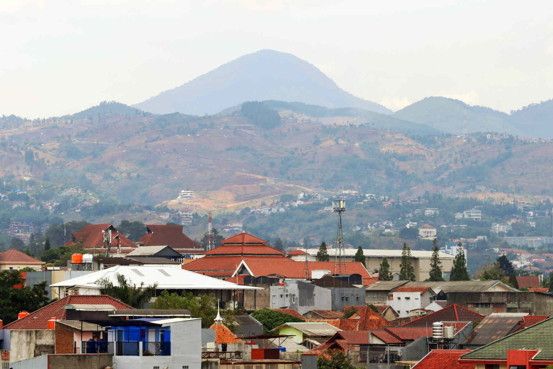 bandung is one of beautiful city in indonesia