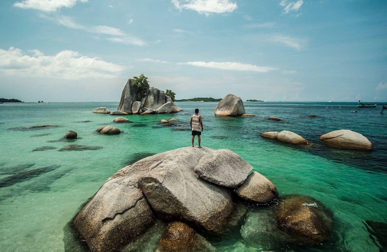belitung tourist attraction