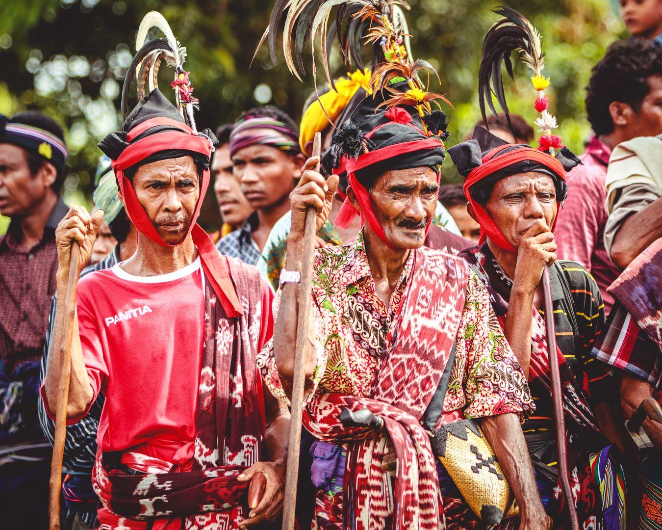 sumba unique tradition