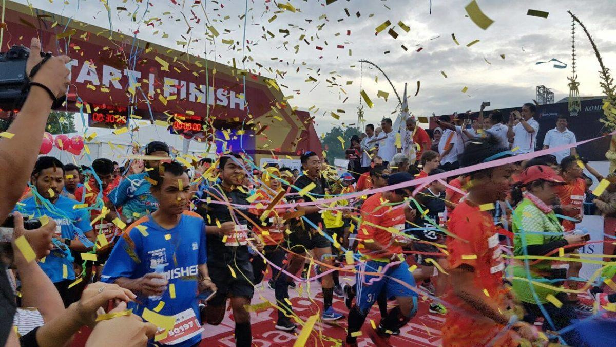 Borobudur Marathon is part of Indonesia calendar of events 2020