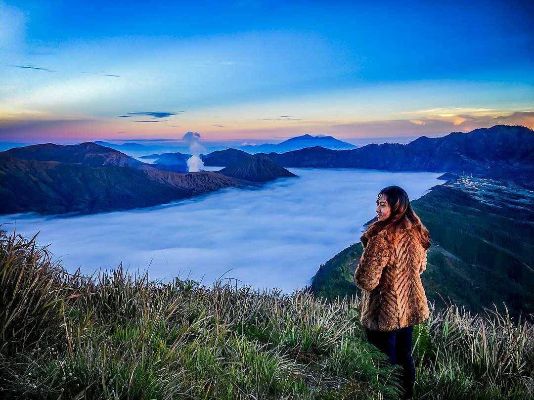 The Lumajang B29 Peak