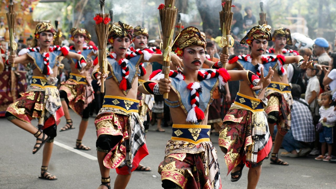 bali arts festival part of indonesia calendar of events