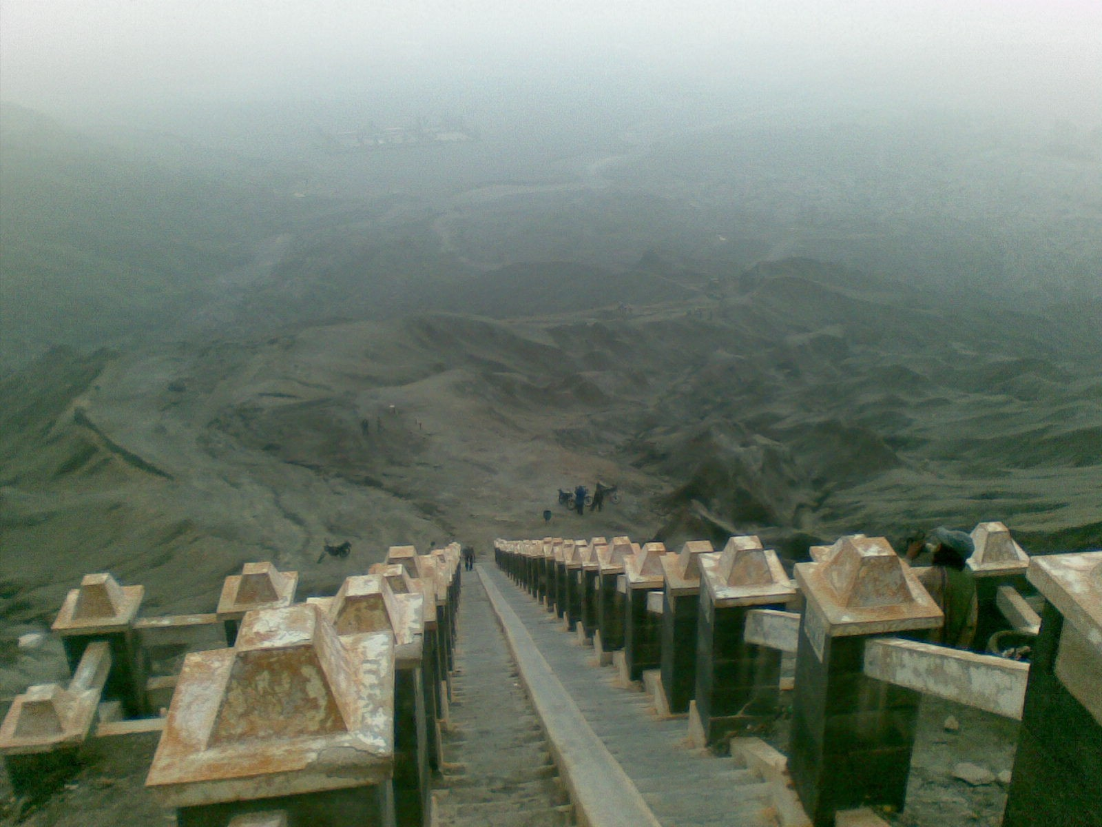 bukit penanjakan gunung bromo