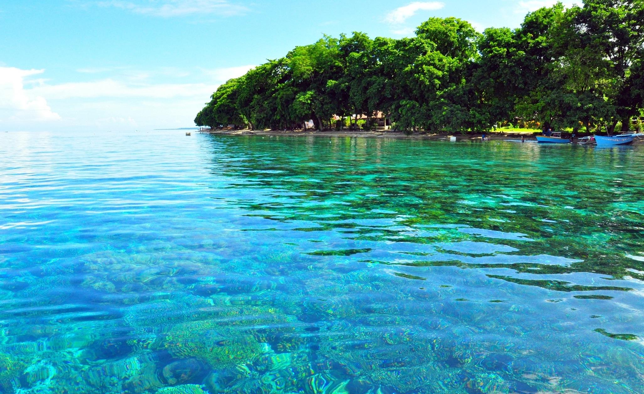 bunaken amazing underwaterworld scenery