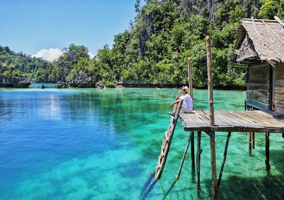 how to go to sombori island in central sulawesi
