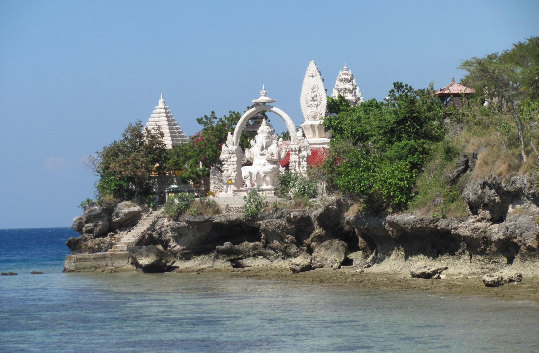 menjangan underwater attractions in west bali
