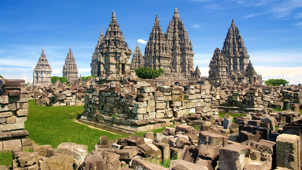 prambanan temple heritage attraction