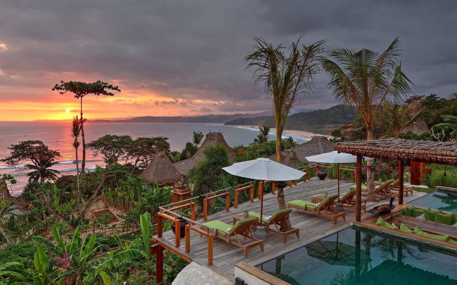 sumba nihiwatu resort for luxury holidays
