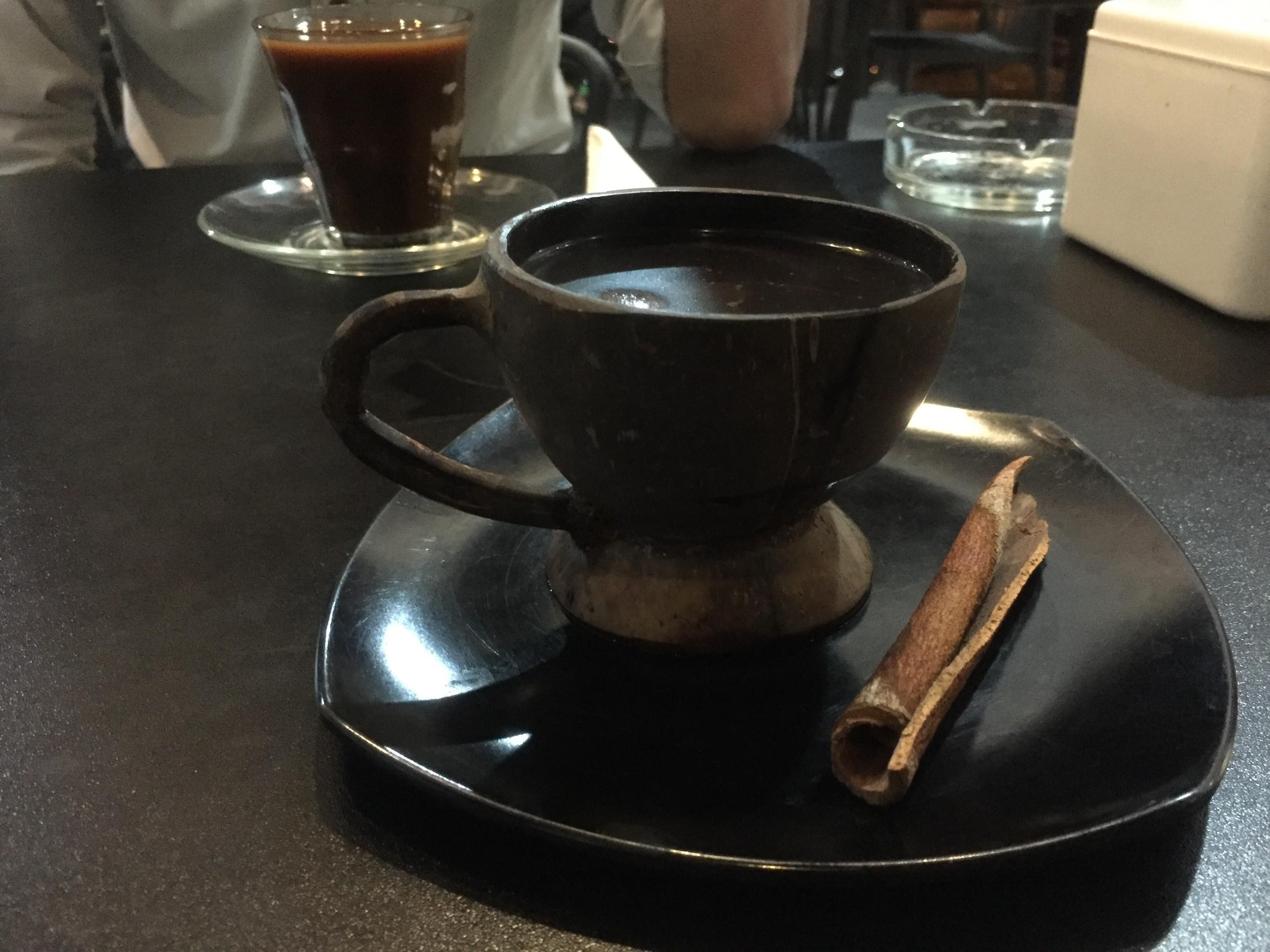 takar coffee is typical indonesian coffee
