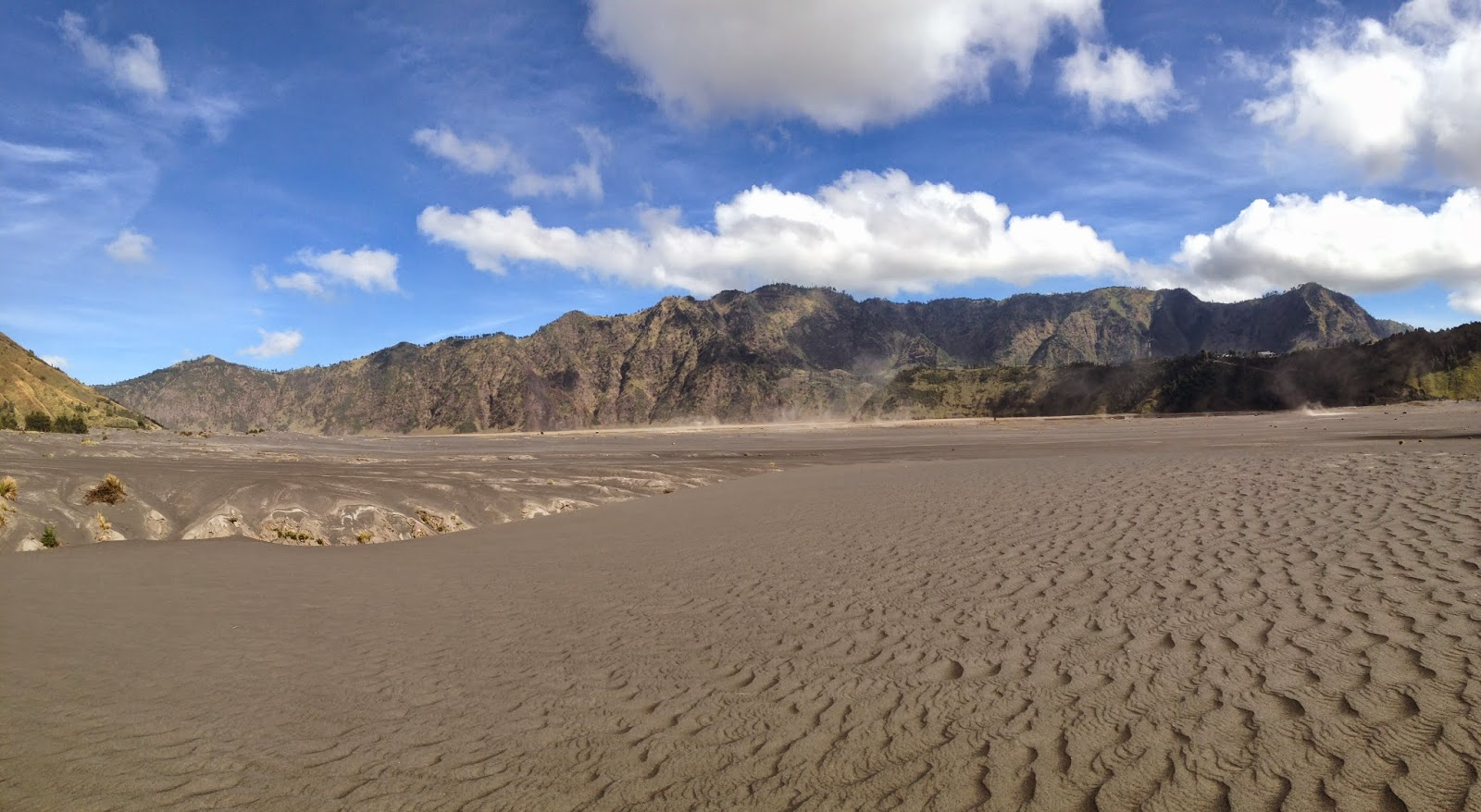 the bromo whispering sand