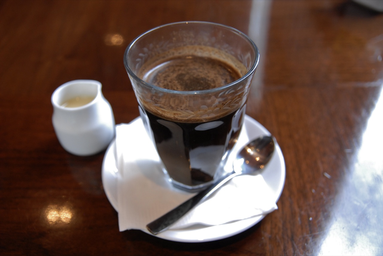 unique indonesian tubruk coffee