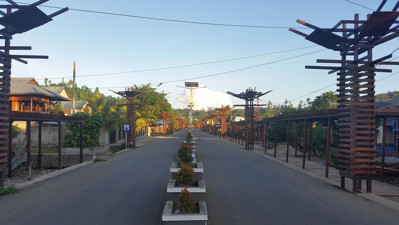 waisai city in raja ampat
