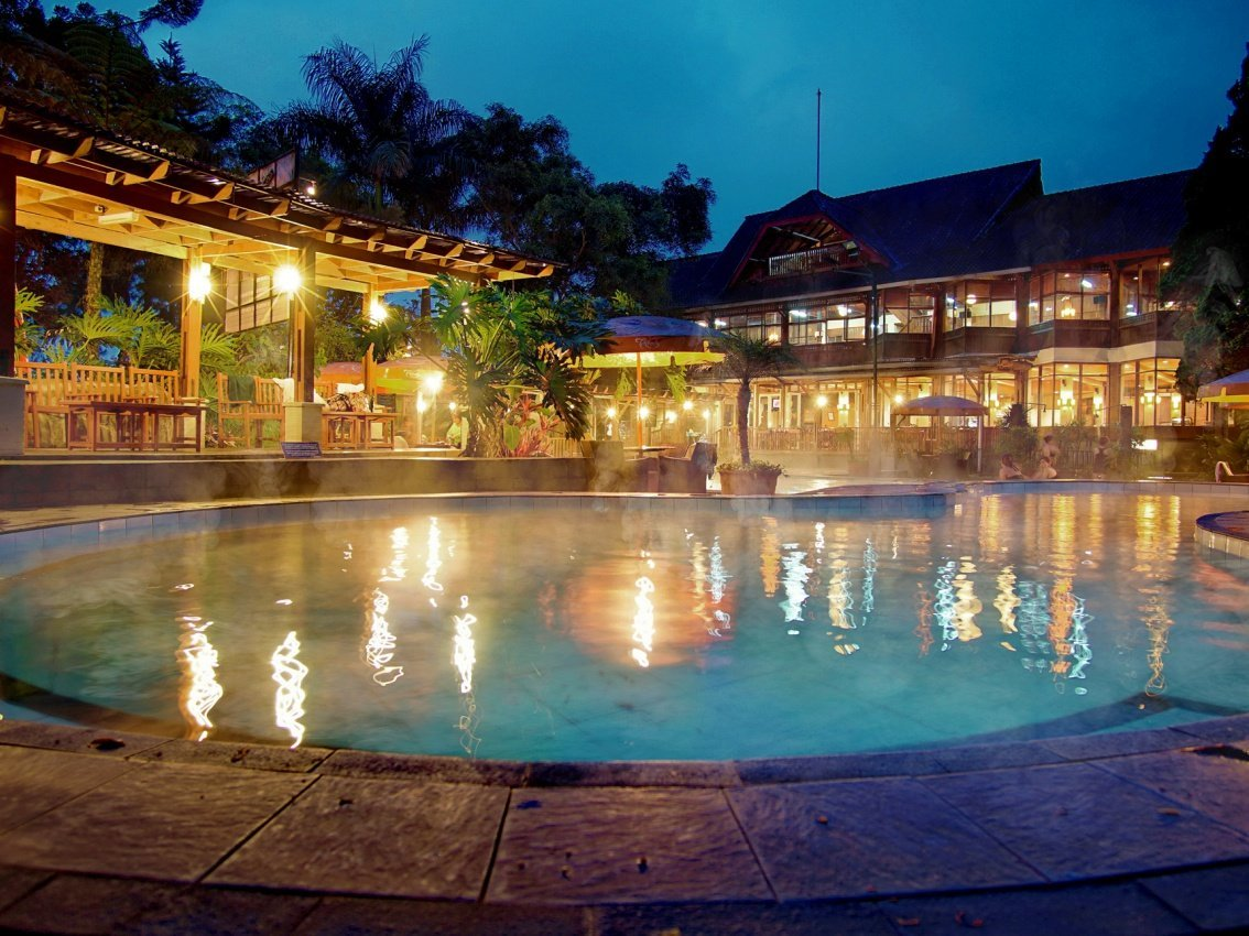 ciater natural hot spring in subang bandung