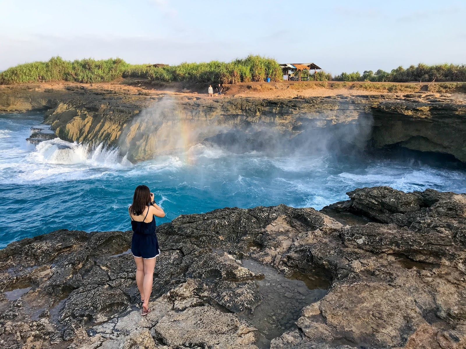 devils tear tourist attraction in lembongan