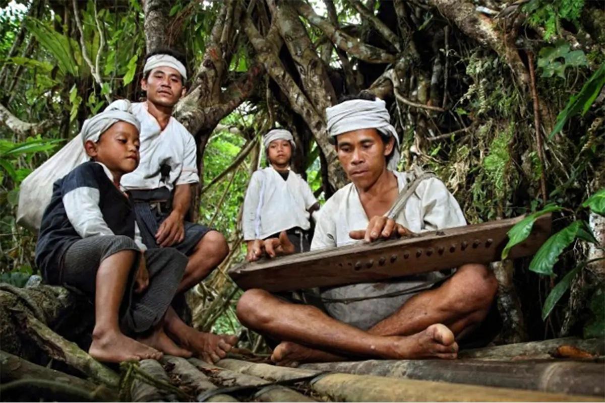 inner baduy tribe
