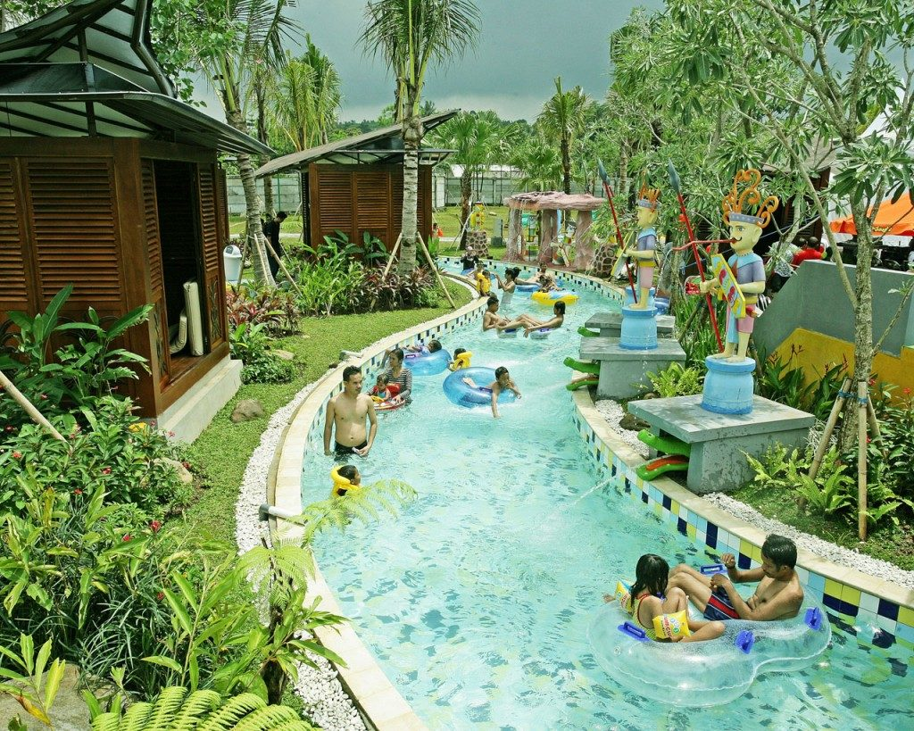 jungle water theme park