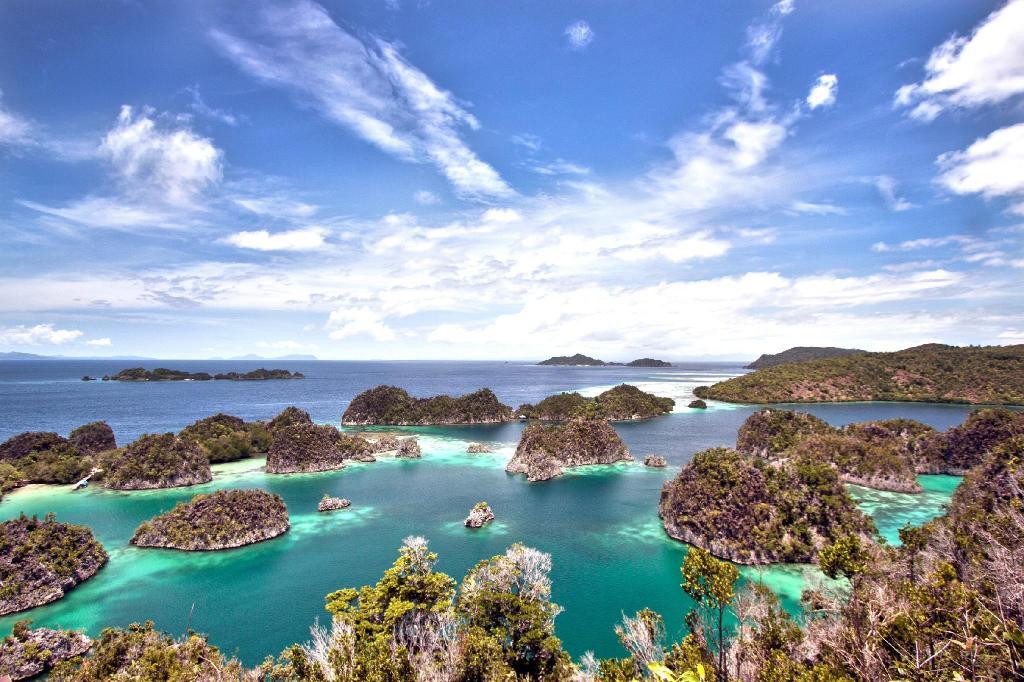 rajat Amapt Islands