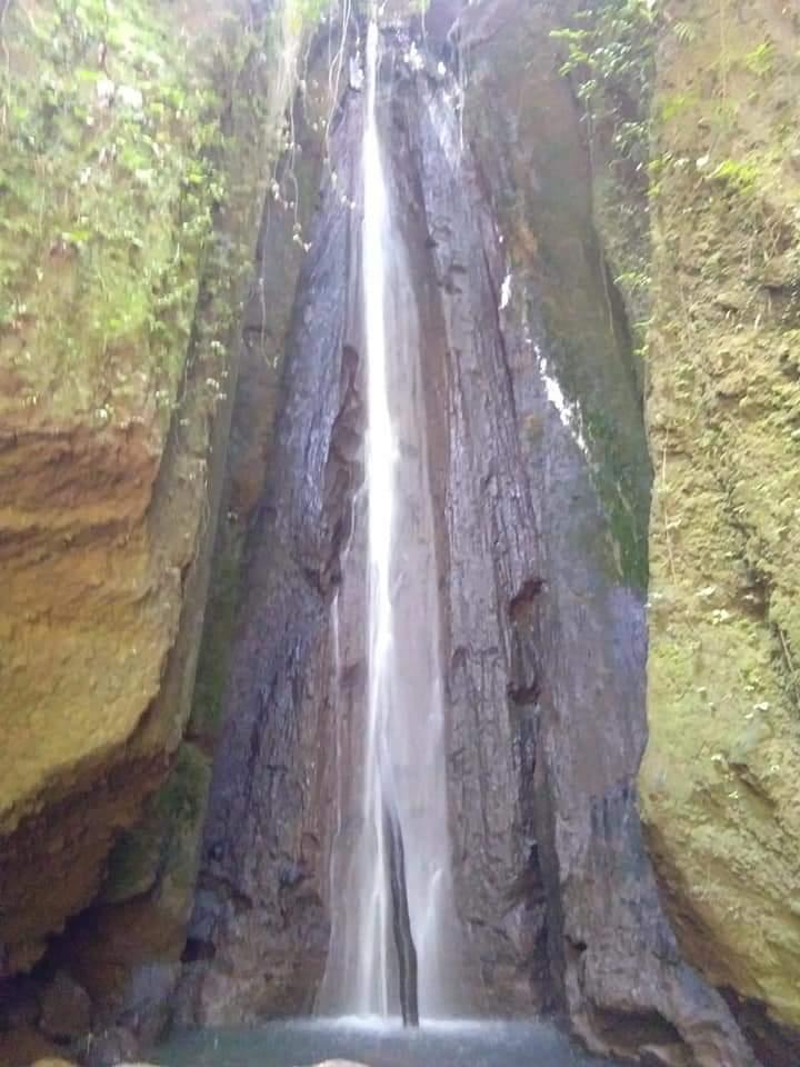 Waterfall trek