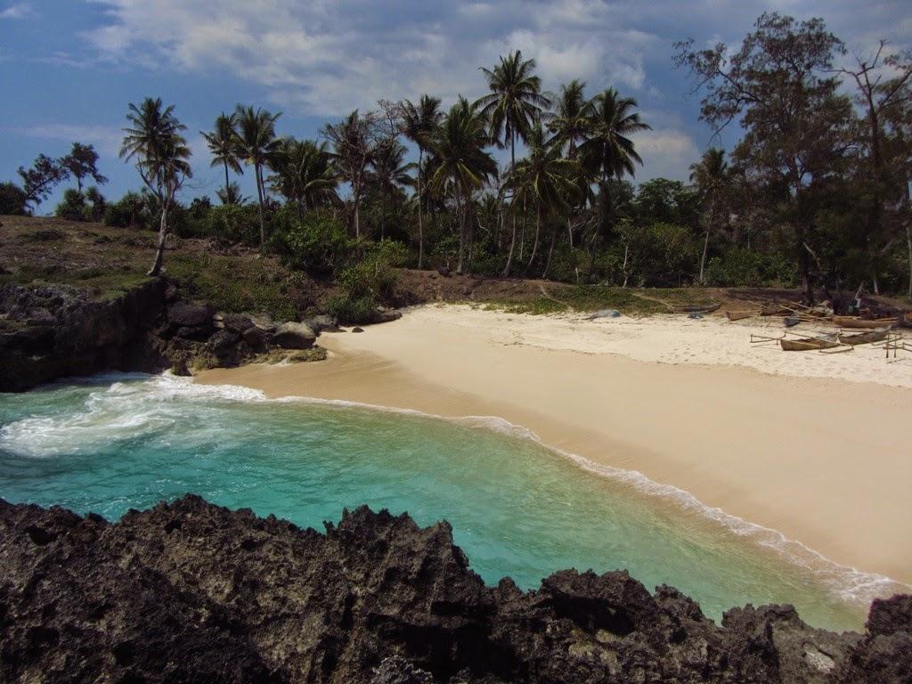 beautiful mandorak beach