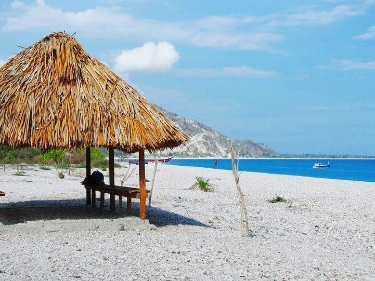 kolbano beach is one of best beaches in east nusa tenggara