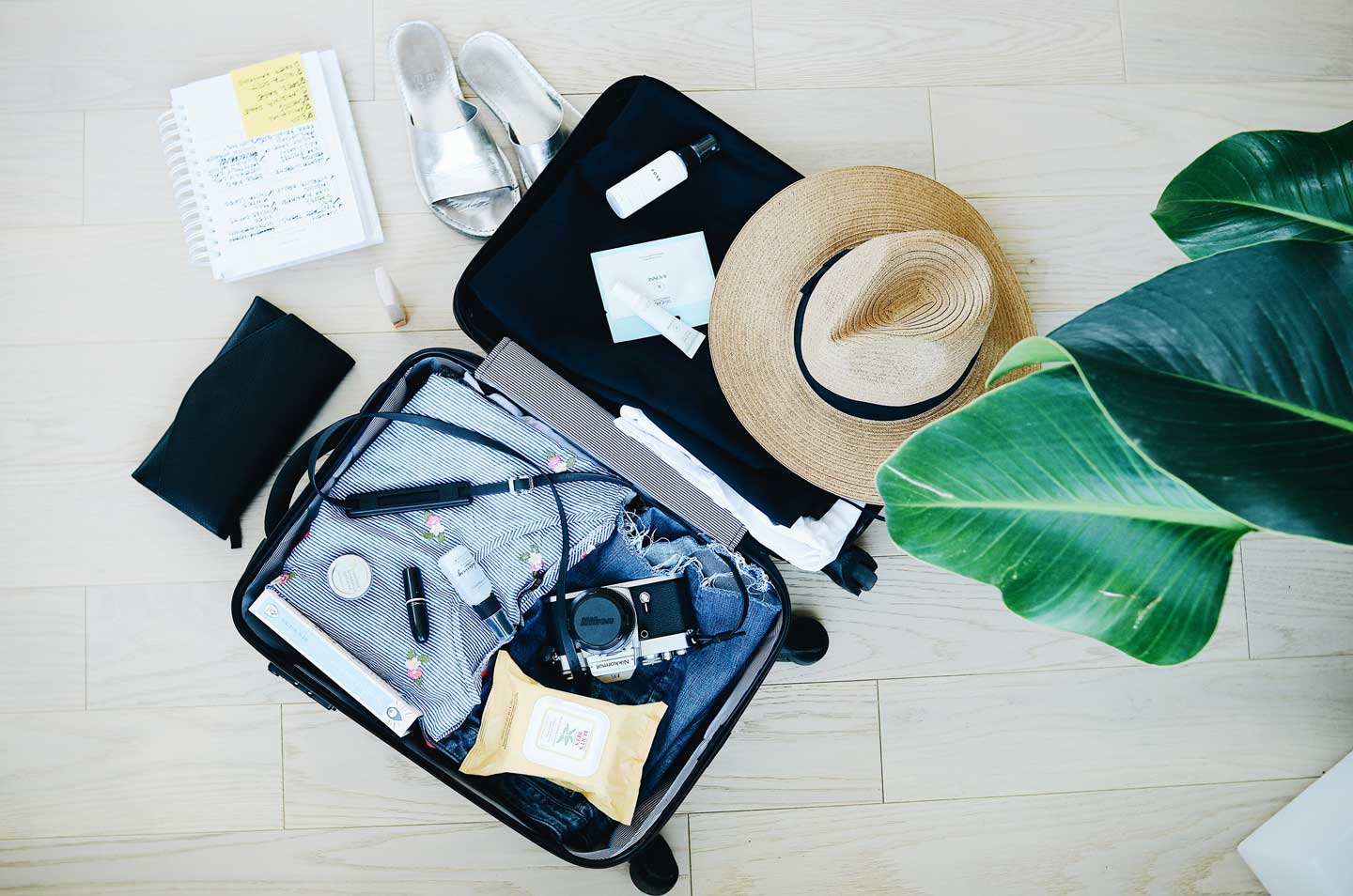 Tip on packing to Bali