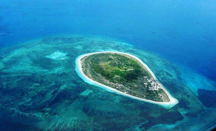 route to reach koaba island
