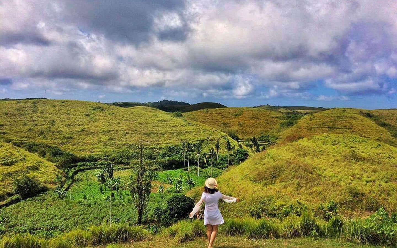 Teletubbies Hill Nusa Penida Bali