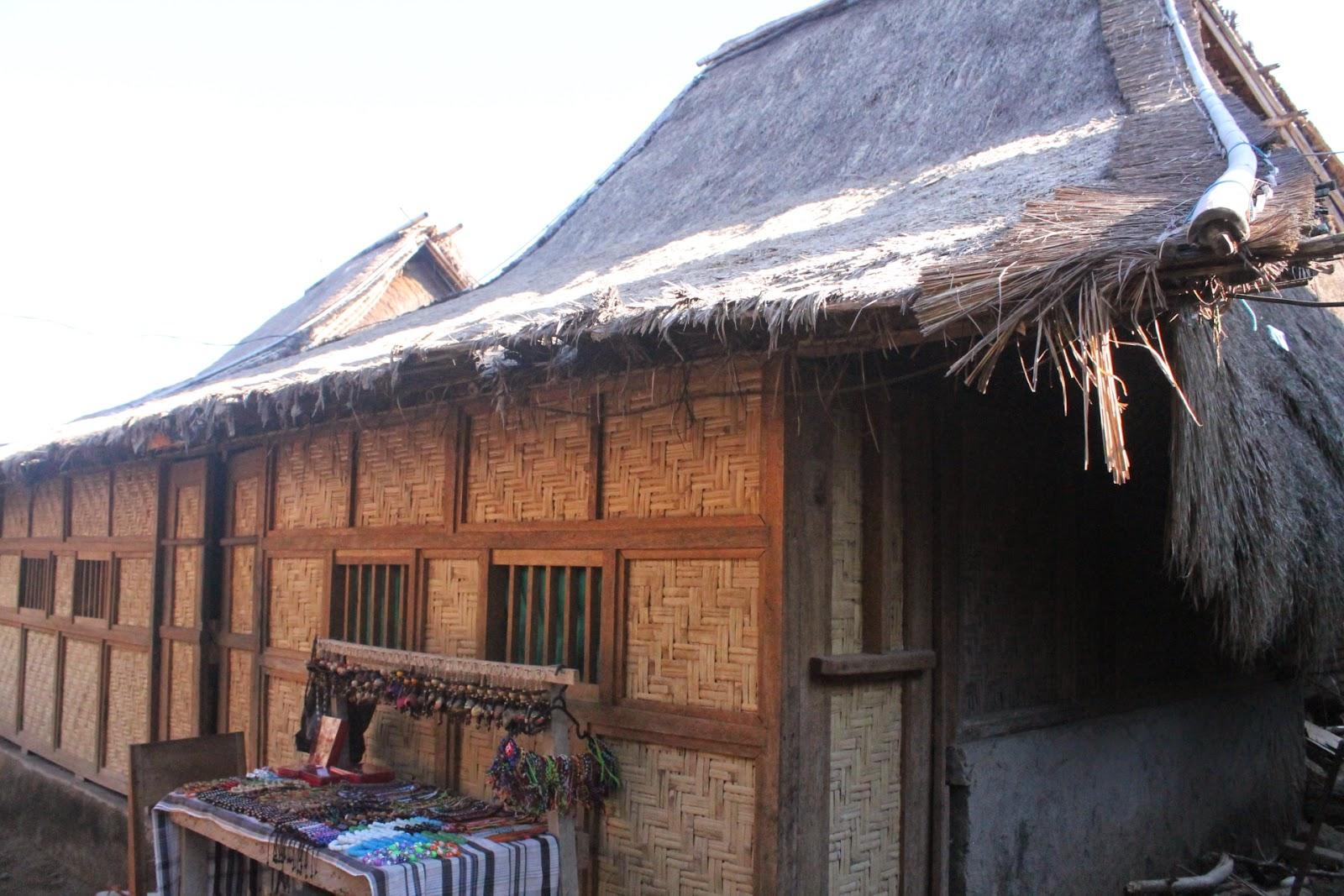 bale house in sade village