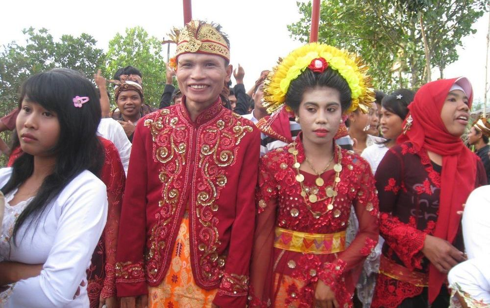 marriage unique traditions of sasak tribe